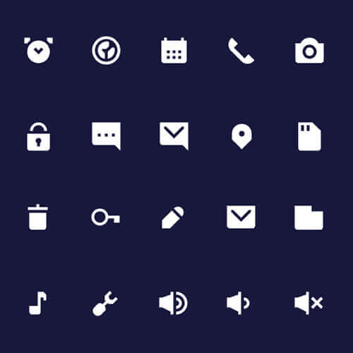 Icons Project