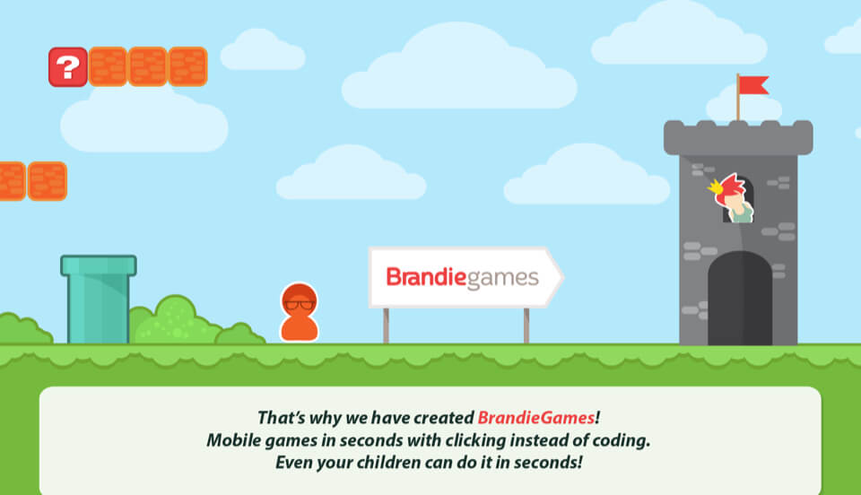 BrandieGames Game